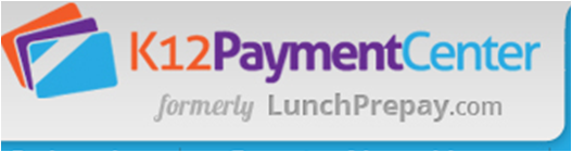 K12 School Lunch Payment Center Link Image