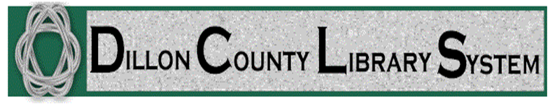 Dillon County Library System Link