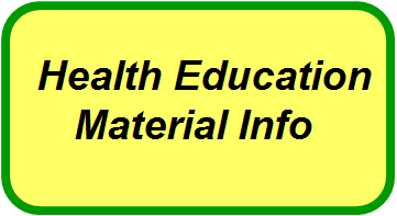 Health Education Materials Image