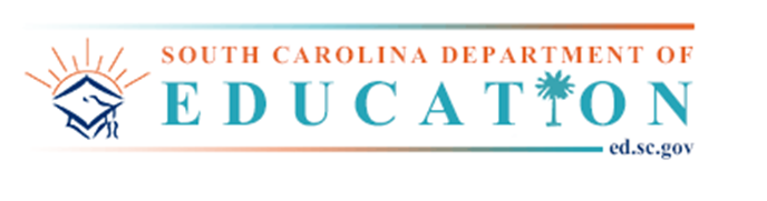 South Carolina Department Education Standards and Learning Page Link Image